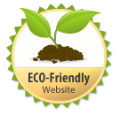 Eco-Friendly Certificate